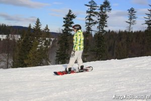 Opisy ośrodków narciarskich na Słowacji