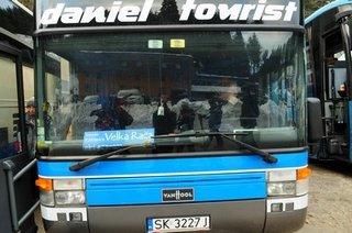 narty na słowacji - skibus na słowację