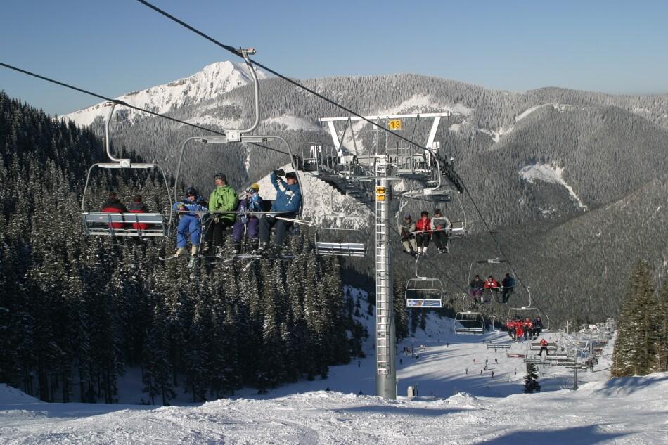 narty z Katowic - jednodniowe wyjazdy na Rohace, w Tatry Zachodnie.