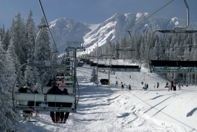 Rohace - narty na Słowacji, narty z katowic